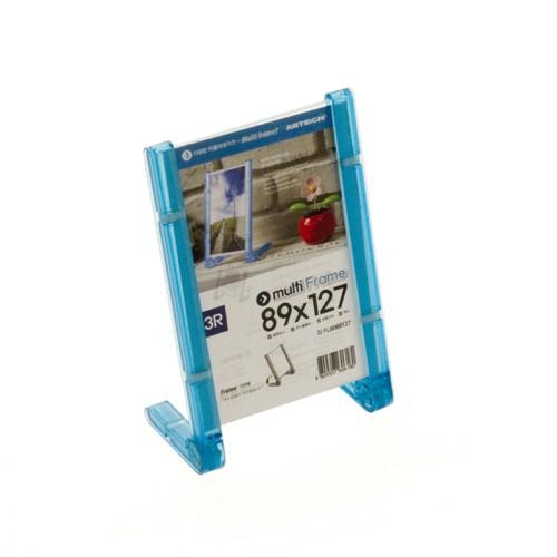 멀티프레임(단면/파랑)3R 89x127
