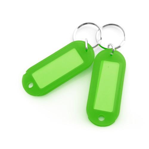 열쇠고리(컬러/초록)